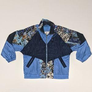 Vintage 90s AB Sport Silk Jacket
